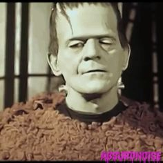 Discover & share this absurdnoise GIF with everyone you know. GIPHY is how you search, share, discover, and create GIFs. Share Gif, Vintage Horror, Frankenstein, Horror Movies, Animated Gif, Bud Abbott, Animation, Sculpture, Statue