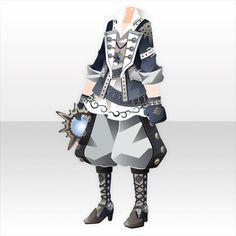 アストラルアルケミー|@games -アットゲームズ- Toddler Fashion, Boy Fashion, Fashion Art, Fashion Show, Autumn Fashion, Fashion Outfits, Anime Outfits, Cute Outfits, Steampunk Clothing