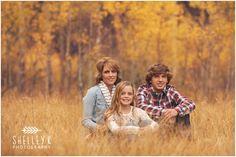 Family Photography, Family Photos, Family Photos with Older Children, Family Photography Poses