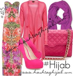 Hashtag Hijab Outfit #415
