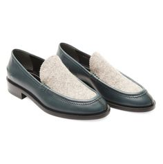 Pre-owned - LEATHER LOAFERS Marni GCG85KG