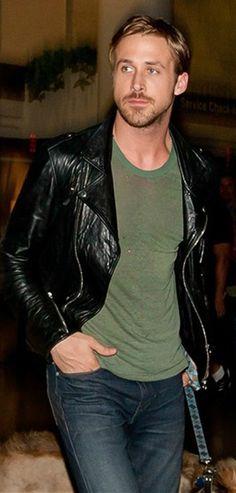 Ryan Gosling en perfecto