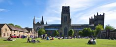 Palace Green Durham Cathedral, via Flickr.