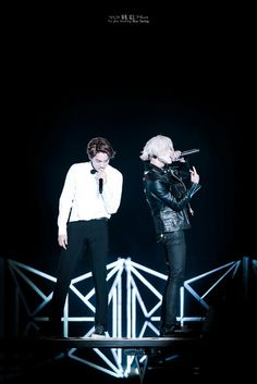 Kai + Taemin... Esta gente perfecta que se junta... ES DEMASIADA PERFECCIÓN PARA SER SOPORTADA!!!
