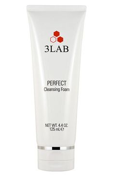 3 Lab Perfect Cleansing Foam- found on michellephan.com