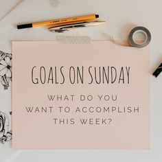 Happy Sunday!!! What is on your to-do list this week? #goalsonsunday #goals Go For It, How To Find Out, What Makes You Happy, Are You Happy, Online Marketing, Social Media Marketing, Business Organization, Live Your Life, Better Life