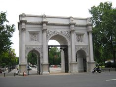 London England | ... & Frugal Travel Tips » Blog Archive » Marble Arch, London, England