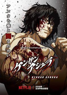 10 Kengan Ashura Ideas Manga Anime Manga Art
