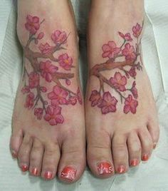 feet tattoo-ideas