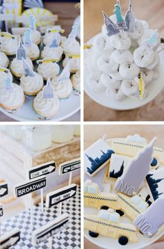 New York City Theme Party Favors Themed parties Celebrations and