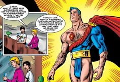 Male superhero in   If Superhero Costumes were Designed Like Female Superhero Costumes