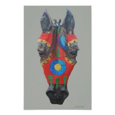 native american indian horse masks - Google Search