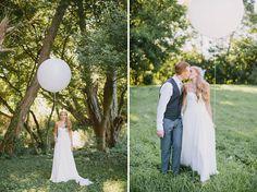 Kara + Tom's Canadian Backyard Wedding : Andrew Mark Photography