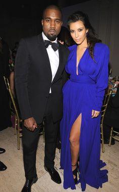 Kim always looks hott! Love this dress on her!!!!