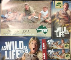 Thank you to Australia zoo for your donation of 2 adult passes. For more information about Australia Zoo go to: http://www.australiazoo.com.au