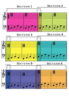 SECTION-BY-section-practice
