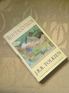Rose English UK Author | 'Roverandom' by J.R.R. Tolkien a Review