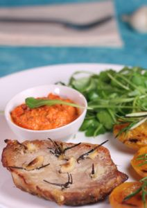 ardei gras Salmon Burgers, Carne, Mashed Potatoes, Meals, Chicken, Ethnic Recipes, Patterns, Diet, Pork