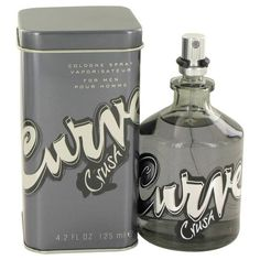 Curve Crush 4.2 oz Cologne  By Liz Claiborne for Men  from Kenya's Boutique for $22.95