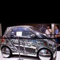 Hahaha... Bling your car(: