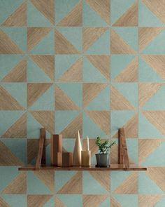 [ Younhyun Tile / 윤현상재 타일 ] Triagle Tile : Blend Ice / Size (cm) : 20X20