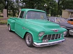 1955 chevy truck | 1955 chevrolet pickup truck picture 3