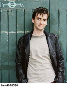 David Tennant | faint smile