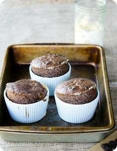 Dark Chocolate Souffle with Honey Almond Cream - my recipe for MasterChef South Africa Food sponsor , Woolworths SA. No Bake Treats, No Bake Desserts, Masterchef Recipes, Cake Recipes, Dessert Recipes, Chocolate Souffle, Honey Almonds, Almond Cream, Best Dishes
