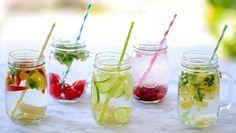 Des boissons détox pour combattre la cellulite et le grignotage ! - CelluBlue