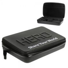 Wasserdichte Box für alle GoPro und Xiaomi Yi Action Kameras (32x21x6cm) - GoPro - GoPro Taschen - Bild 1