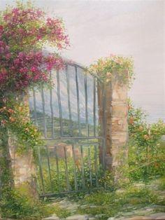 Antoinetta Varallo watercolor - Cerca amb Google