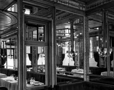 """Matthew Pillsbury<br /> <em>Le Grande Vèfour, Paris, </em>2008<br /> Archival pigment ink prints<br /> 13 x 19"""" Edition of 20<br /> 30 x 40"""" Edition of 10<br /> 50 x 60"""" Edition of 3"""