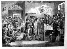 """Irish Petty Session (1853) -  The courts of petty sessions were local courts that dealt with minor cases, both criminal and civil. They are an invaluable resource for local historians as they offer a glimpse of the social landscape in Limerick at this time, as well as giving a voice/platform to the ordinary person who is otherwise omitted from the """"public record"""" of the contemporary printed media."""