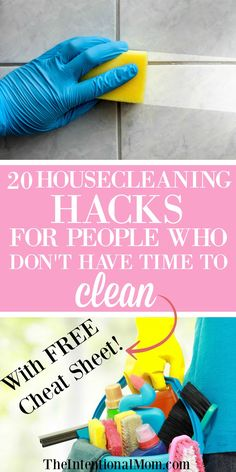 Cleaning   Hacks   H