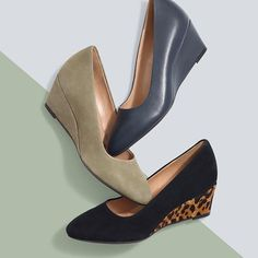 Monday 👠👡👢Nothing a good pair of shoes can't fix . Cheap Sandals, Wedges, Pairs, Shoes, Fashion, Moda, Zapatos, Shoes Outlet, Fashion Styles