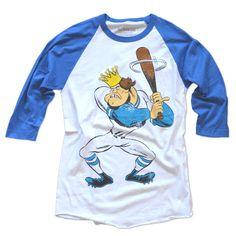 Royals MLB Kansas City Packers 1914 Baseball Tee Shirt