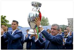 Portugal party kicks off as Ronaldo and co touch down in Lisbon -- EURO . Portugal Fc, Cristiano Ronaldo, Lisbon, Victorious, Kicks, Celebrities, Youtube, Touch, Party