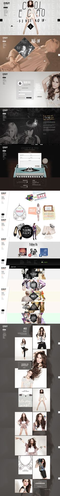 25 Trendy Web Designs For Your Inspiration