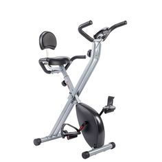 Recumbent Bike Sunny Health Fitness Home Gym Exercise Cardio Folding Bicycle Best Exercise Bike, Exercise Cardio, Home Gym Exercises, Gym Workouts, Cardio Equipment, Fitness Equipment, Folding Bicycle, Spin Bikes
