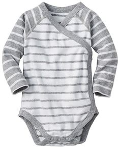 00684cf5b2455 Size Newborn or 50 Beautifully made one piece won't come untucked, so it  stays neat on your wiggling cutie. Stretches gently (a must for diapers!)  and ...