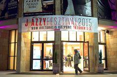 Jazzy Fesztivál - molinó grafika Budapest, Broadway Shows