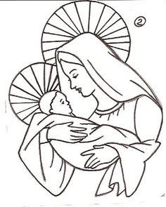 PATCHCOLAGEM-APPLIQUE: RELIGIOSO