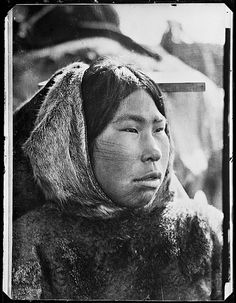 Kabloka, Netsilik-inuit. National Library of Norway. http://www.flickr.com/photos/national_library_of_norway/7602228786/