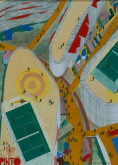 Peter Cook RA: Floating Ideas   Exhibition   Royal Academy of Arts