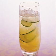 Cucumber Cooler ~ sans alcohol