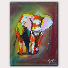 Mais uma finalizada e Disponível acrílica sobre tela 40x30  #Art #artes #arts #artshow #artist #artesemfronteiras #artesanal #gallery #gallery1261 #galeriagamma #luis_maluf #zupimag #arts_feed #artsy #arts_help #colorful #colorpainting #elephant #animalart #animal #painting #paint #decoracao #decor #interiordesign #designspiration #Prado #nature #natureart by allanpradoo