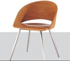 Lacey Modern Plywood Dining Chair - SO
