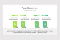 20 Waste Management Powerpoint Ppt Template Ideas Ppt Template Powerpoint Shape Design