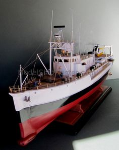 "1/45 Model Ship ""Calypso"" by Billing Boat"