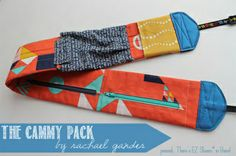 Featured: Cammy Pack Tutorial